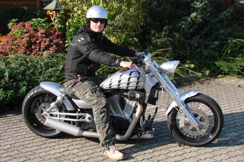 Redredson's Thunderbike VS1400er