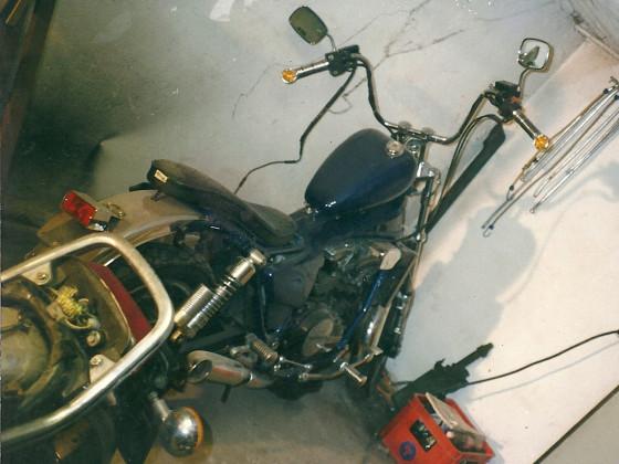 VF 750C 1987