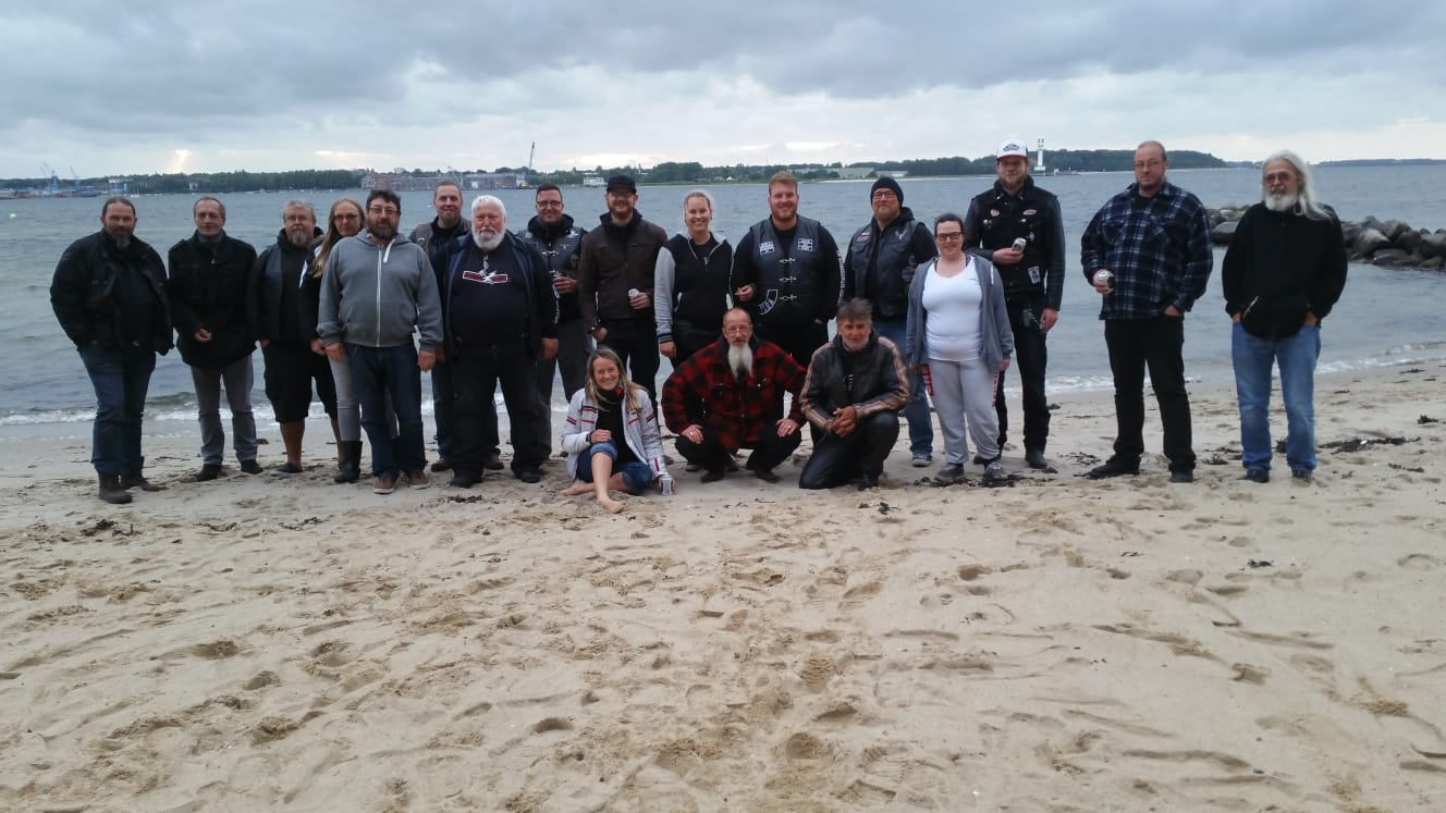 CF Sommerparty bei Flex in Kiel
