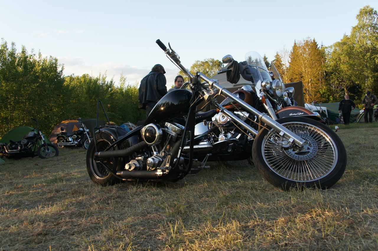 Norrtälje Custom Show 2019 - Twin Club MC