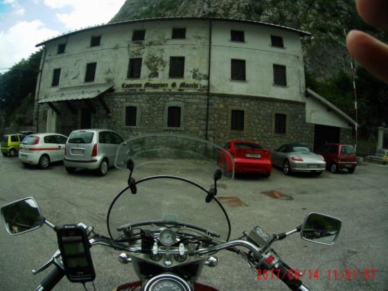 Trudenfahrt Rheinland - Adria: Kärnten ade - Bella Italia am Plöckenpass
