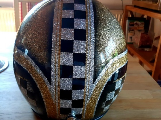 Customized Helm 70s