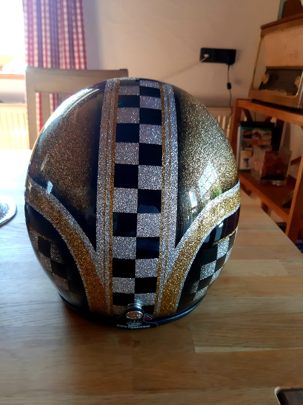 Customized Helm 70s