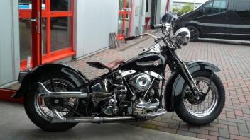 Schaltplan für meine FL mit Early Shovel - Harley-Davidson ...