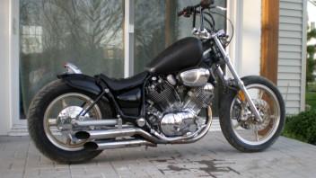 virago 535 umbau custombike talk chopperforum. Black Bedroom Furniture Sets. Home Design Ideas