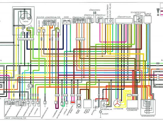 Stromlaufplan VS1400 by SME