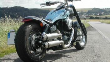 Umbau Meiner Vn 1500 Kawasaki